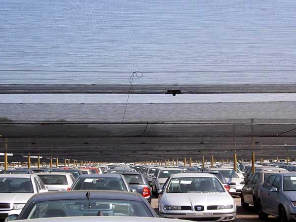 protivgradni sistemi za parkinge
