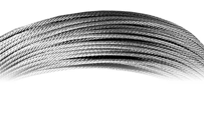 Противоградовые компоненты трос